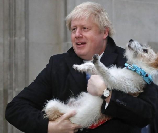 Pemimpin Partai Konservatif Boris Johnson