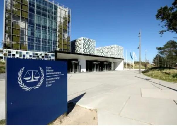 Pengadilan Pidana Internasional terlihat di Den Haag, Belanda 27 September 2018 (FOTO/ REUTERS )