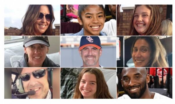 Para Korban helikopter yang jatuh yang menewaskan seorang bintang baseball kobe bersama putrinya Gianna.