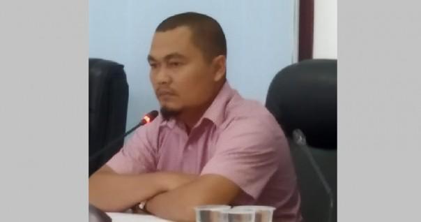 Ketua Komisi I DPRD Kuansing Jefri Antoni ST/int