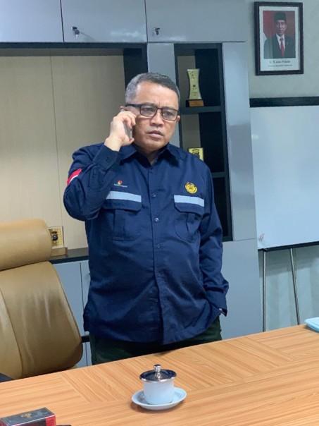 Kepala Perwakilan SKK Migas Sumbagut Avicenia Darwis. (Foto: Ist)