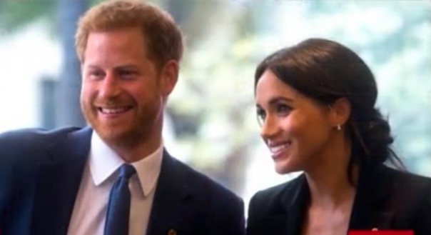 Harry dan Meghan