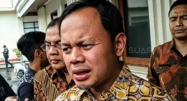 Wali Kota Bogor Bima Arya. (Foto: Int)