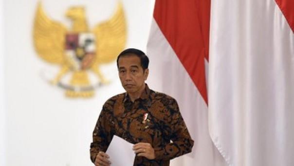 Presiden Jokowi. (Foto: Int)
