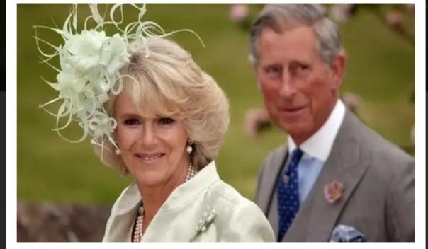 Pangeran Charles dan Istrinya.