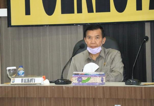 Walikota Pekanbaru H Firdaus MT/int