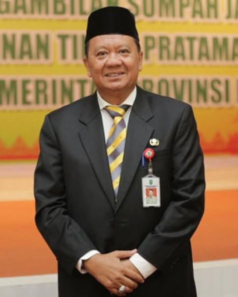 Kepala Dinas Tenaga Kerja dan Transmigrasi Provinsi Riau Jonli/int
