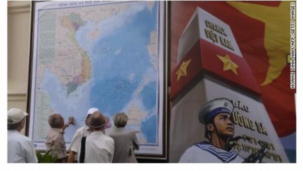 Pulau-pulau kecil yang bisa meledakkan hubungan Cina-Vietnam