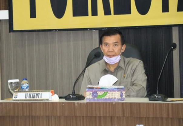 Walikota Pekanbaru H Firdaus MT/ist