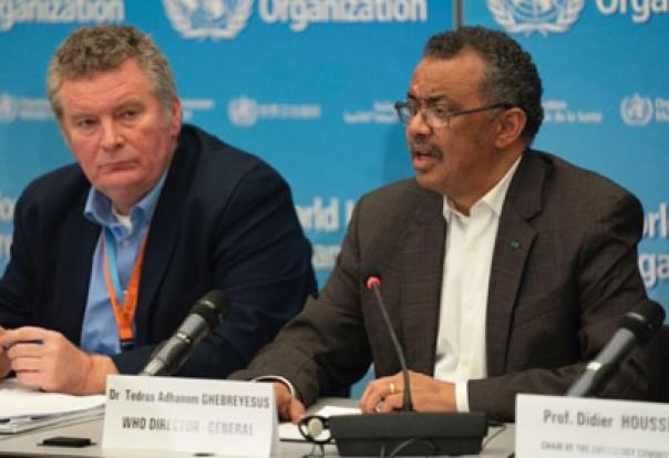 Direktur Jenderal WHO, Tedros Adhanom Ghebreyesus. (Foto/WHO)
