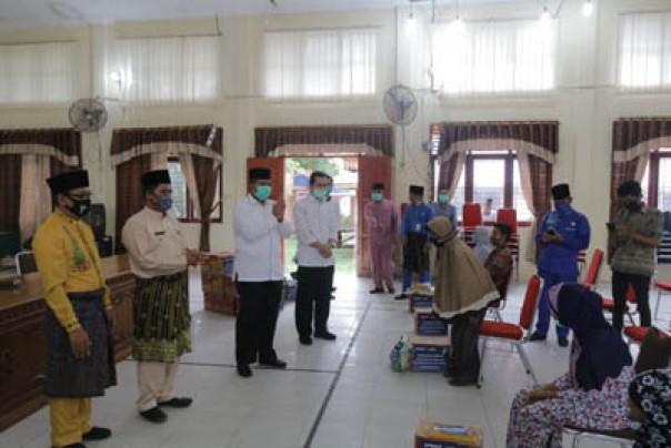 PT RAPP kembali menyalurkan bantuan di Kabupaten Siak/IST