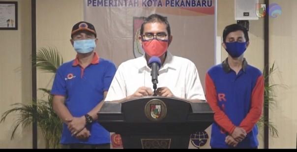 Juru Bicara Pemerintah Kota Pekanbaru untuk Percepatan Penanganan COVID-19, dr Mulyadi/ist
