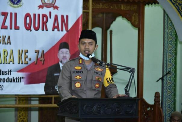 Kapolres Bengkalis AKBP Hendra Gunawan/ist