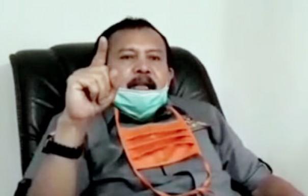 Ketua KI Riau Zufra Irwan/ist
