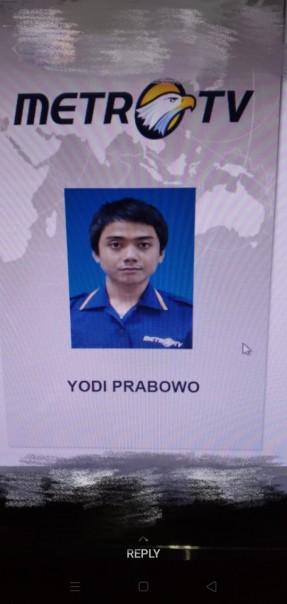 Yodi Prabowo (Foto: ist)