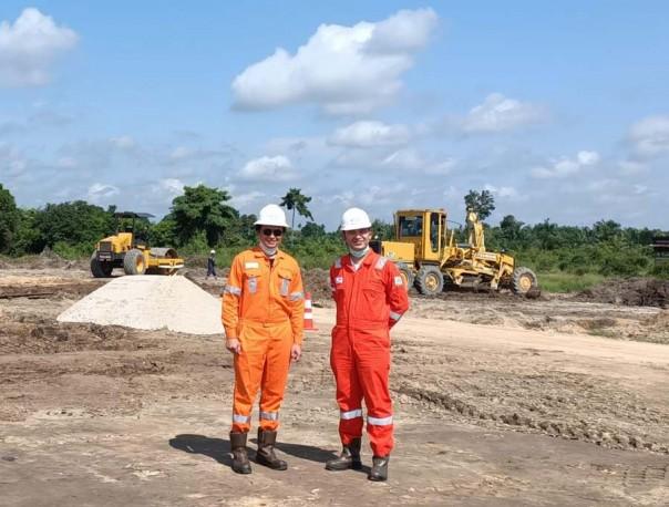 EMP Bentu Ltd Lakukan Pengeboran dan Work Over di Kabupaten Kampar