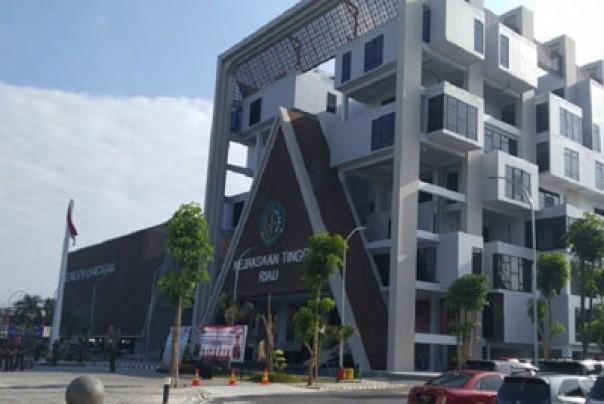 Gedung Kejati Riau/int