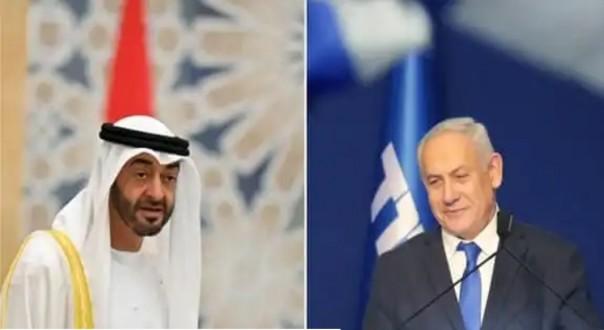 Israel dan UEA menormalisasi penuh hubunganya dengan mediais AS, dan Trump menyebutnya merupakan kejadian historic
