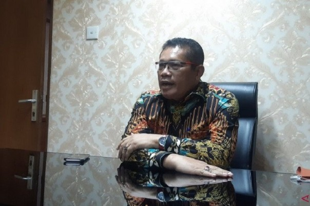 Ketua Komisi II DPRD Provinsi Riau Robin P Hutagalung /ant