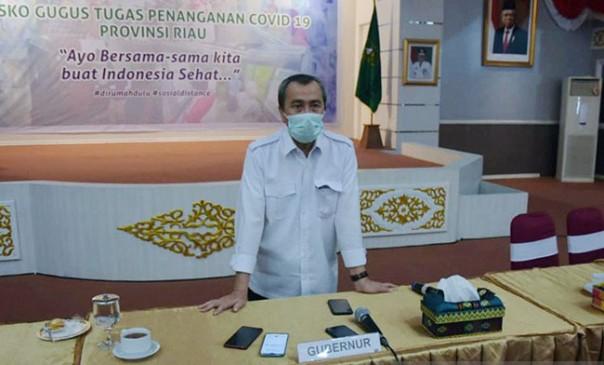 Gubernur Riau, Syamsuar/ist