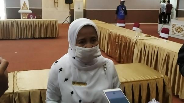 Kepala Dinas Kesehatan Provinsi Riau Mimi Yuliani Nazir /ist