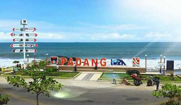 Salah satu objek wisata di Kota Padang/int