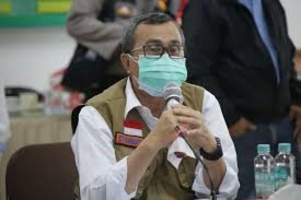 Gubernur Riau Syamsuar /ist