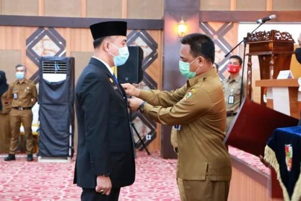 Penjabat Sekdako Pekanbaru H Muhammad Jamil S.Ag, M.Ag, M.Si/ADV