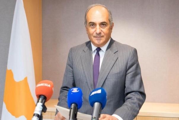 Ketua DPR Demetris Syllouris. (Foto/Aljazeera)