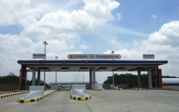 Gerbang Tol Permai/int