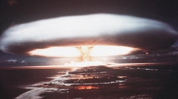 Screnshoot Video CNN 2016 soal seberap kecepatan nuklir yang dilucurkan.
