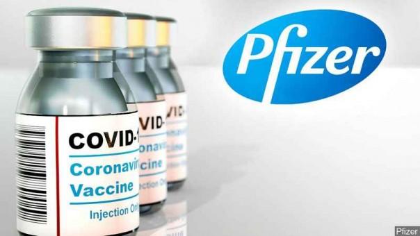 Pfizer Mengakhiri Uji Coba Vaksin COVID-19 Dengan Keberhasilan 95% |  SuaraRiau.co