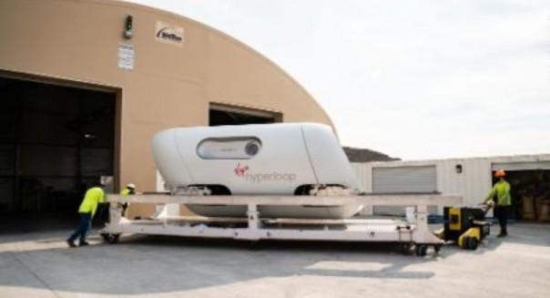 Virgin Hyperloop adalah salah satu perusahaan yang berusaha mengembangkan teknologi hyperloop, yang menurut mereka akan meningkatkan kualitas kereta yang ada. (foto /CNN)