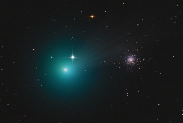 ovejoy, Komet Hijau Paling Terang pada Januari 2015