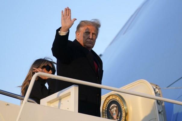 Presiden Donald Trump.(int)