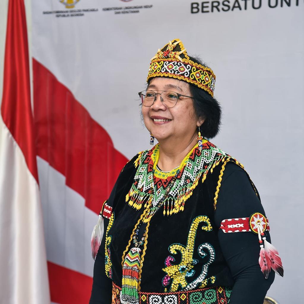 Menteri LHK, Siti Nurbaya (foto: ist)
