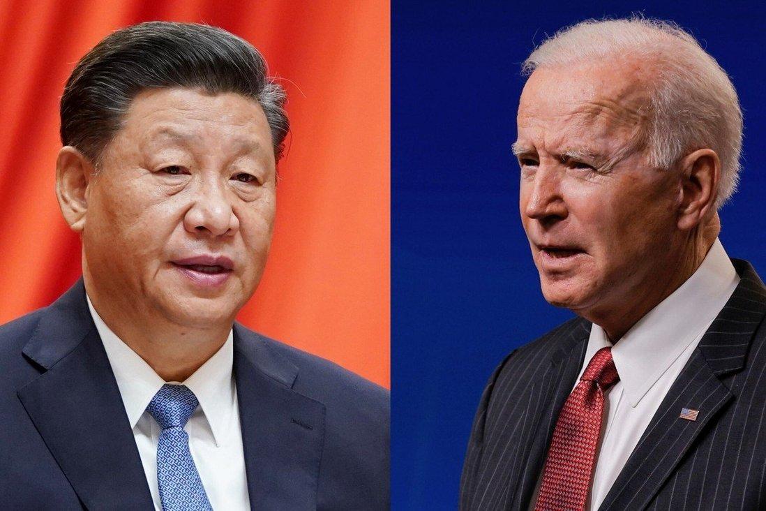 Selama 90 Menit Pertama Kali Dalam 7 Bulan  Biden Bicara ke Pemimpin Cina
