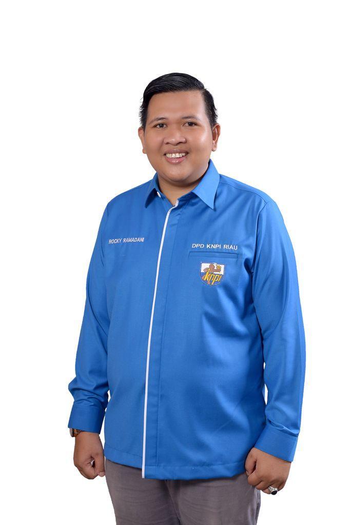 Ketua Panitia Rocky Ramadani, SP/ist