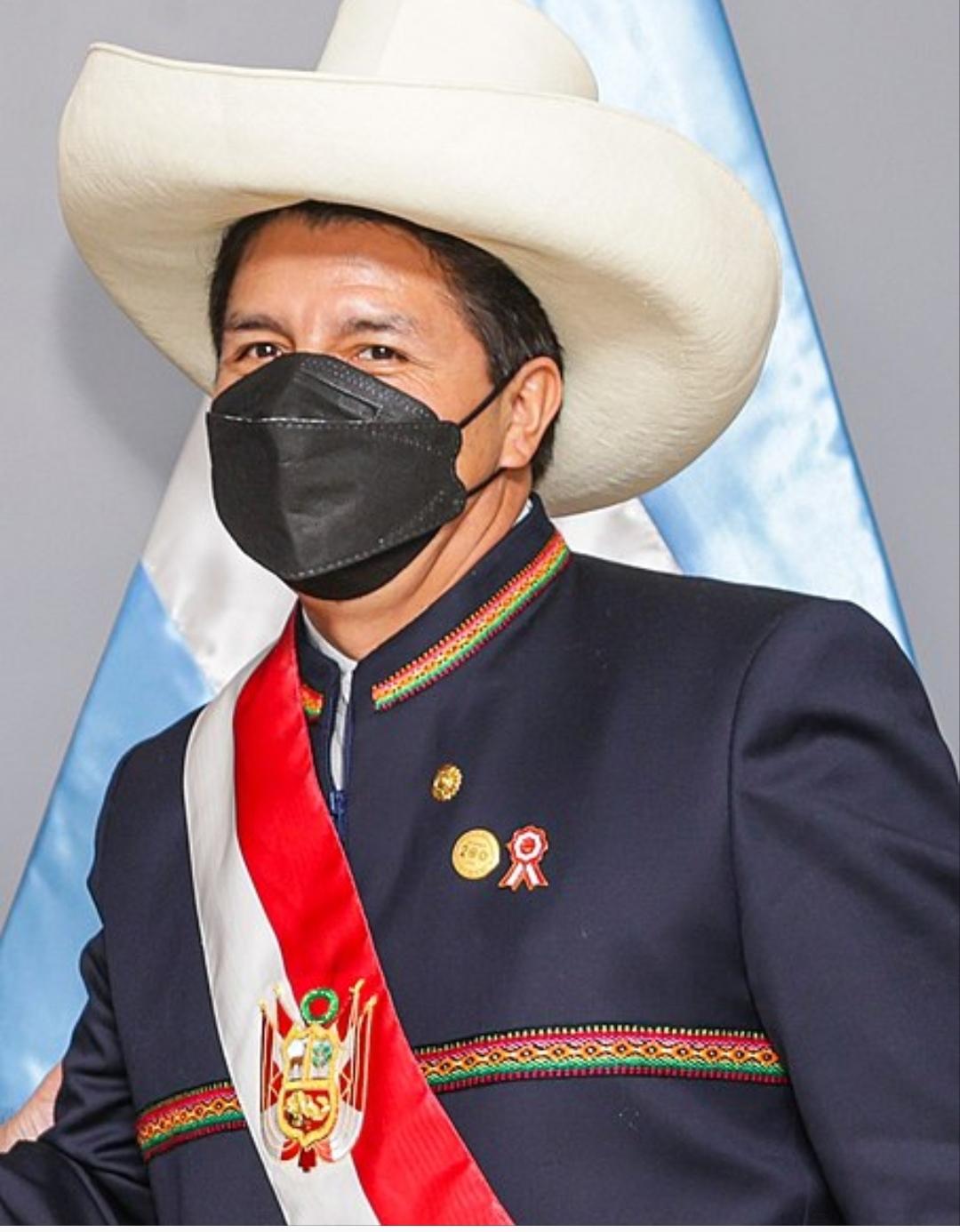 Presiden Peru Castillo Mengumumkan Pengunduran Diri Perdana Menteri