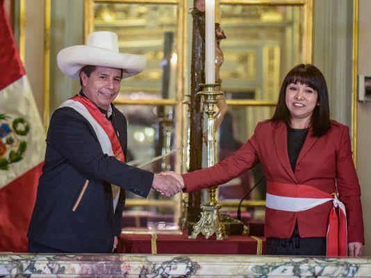 Pedro Castillo Melantik Mirtha Vasquez Sebagai PM Baru Peru