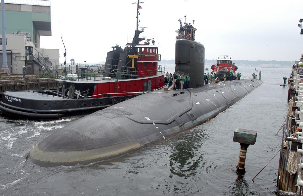 Insinyur Nuklir Angkatan Laut AS  Dituduh  Membocorkan Rahasia Kapal Selam Tenaga Nuklir