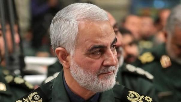 Jenderal Iran Qasem Soleimani Dilaporkan Tewas di Baghdad , pada Januari 2020