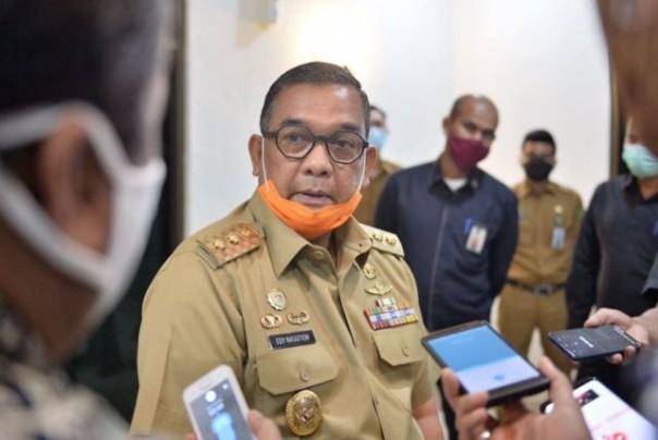 Wakil Gubernur Riau Edy Natar. Foto: int/pemprov riau