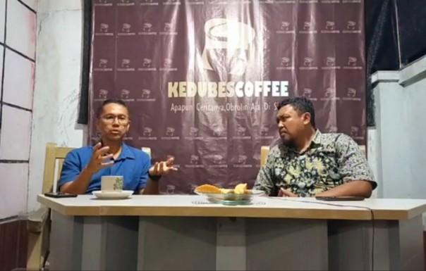 Ketua Team Leader Master Plan banjir Kota Pekanbaru Dr M Ikhsan, M.Sc/ist