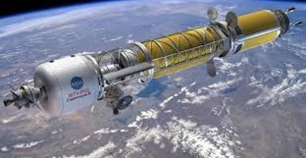 Ide mesin roket nuklir berasal dari tahun 1940-an, tetapi teknologinya baru-baru ini ditinjau kembali sebagai solusi untuk eksplorasi luar angkasa yang dalam.