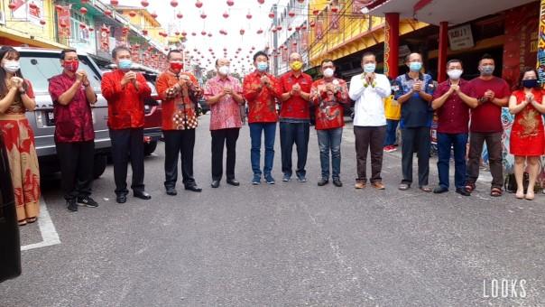 Perayaan Imlek Bersama 2572 Ditiadakan, Imlek  Dirayakan Sederhana di Rumah Dengan Prokes 5 M
