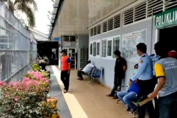 Ilustrasi, suasana di Lapas Klas IIA Pekanbaru. Foto: int