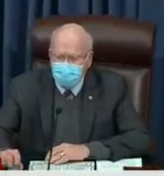 Senat AS mengesahkan bantua Covid-19 senilia $1,9 T