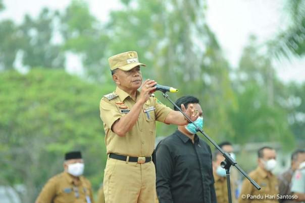 Wakil Bupati Kepulauan Meranti AKBP. (Purn) H. Asmar/ist