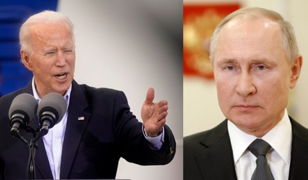 Biden Sebut Putin Akan Membayar Harga Untuk Campur Tangan Pemilu